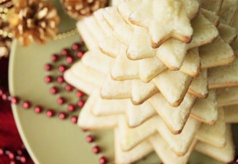 Рецепт на Новый год: Торт «Елка»