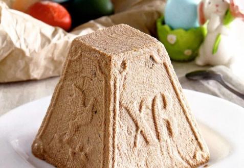 Рецепт на Пасху: Творожно-шоколадная пасха