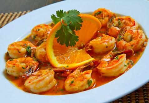 Креветки с соусом рецепты