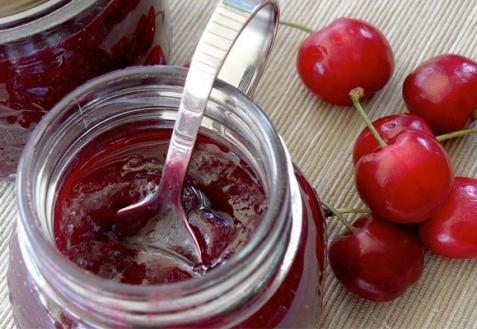 Желе из вишни с желатином (видео)