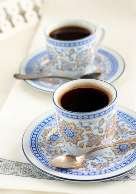 Рецепт - Кофе карамельный