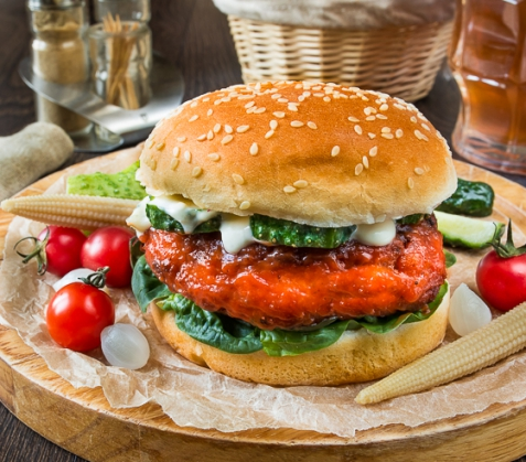 Бургер Баффало