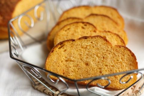 Рецепт - Тыквенный хлеб