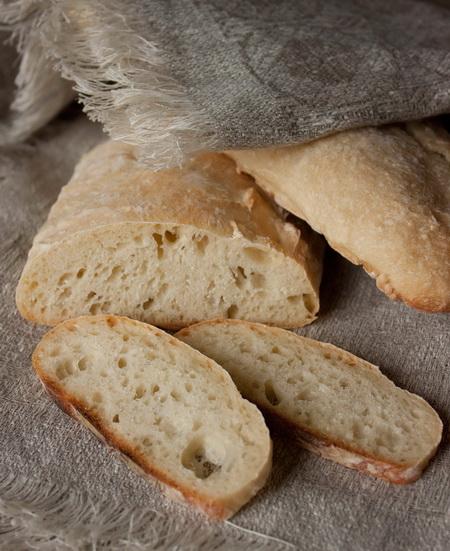 Быстрый хлеб без вымешивания