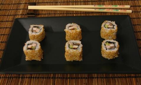 Рецепт - Саимаки (роллы «наизнанку»)