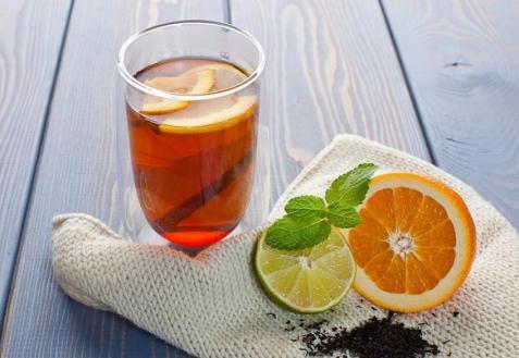 Французский кленовый чай