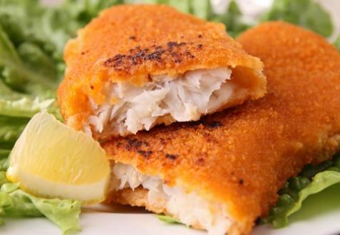 Рыба в сырном кляре (видео)