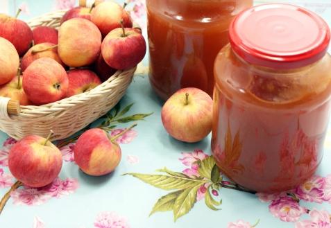 Из яблок на зиму рецепты с фото