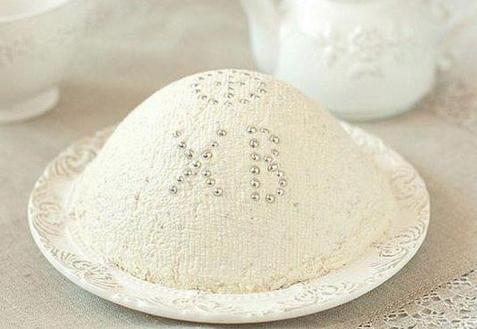 Рецепт на Пасху: Творожная пасха соленая