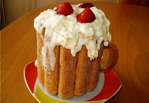 торт пивная кружка рецепт