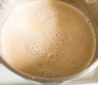 Карамель + молоко