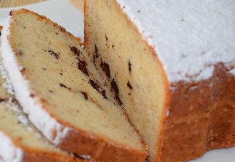 Кекс с шоколадом в хлебопечке (видео)