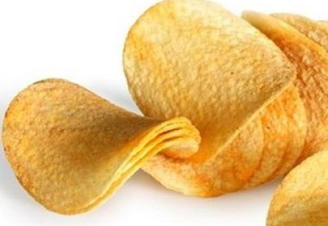 Рецепт - чипсы за 10 минут