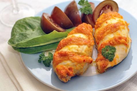 Рецепт - Курица пири-пири