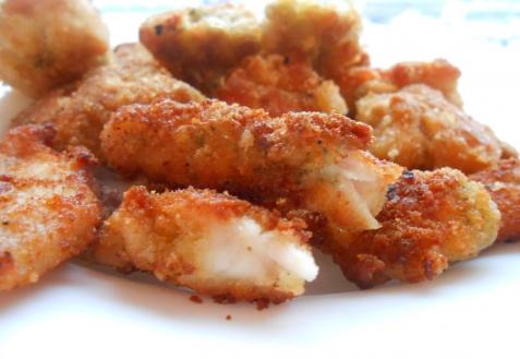 Наггетсы рыбные