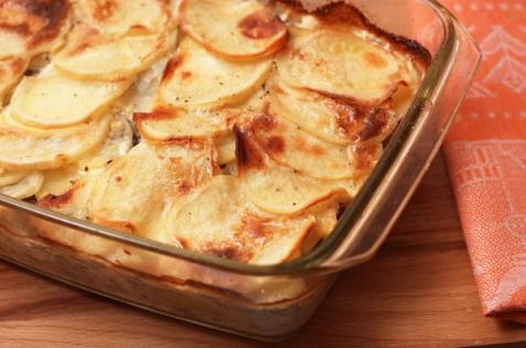 Рецепт - Запеканка картофельная с фаршем