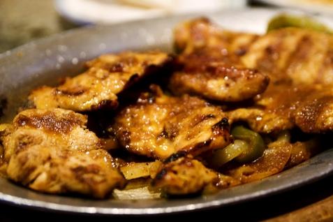 Курица на гриле - рецепт