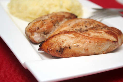 Копченые куриные грудки