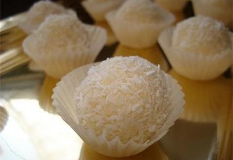 Сырные шарики «Рафаэлло»