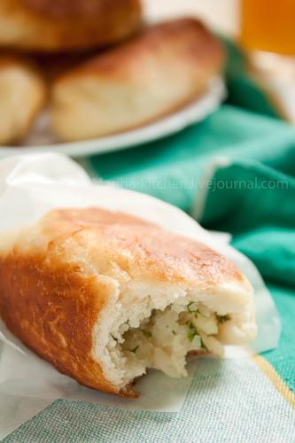 Рецепт - Пирожки с картошкой