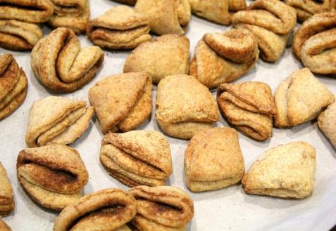 Рецепт - Печенье из творога