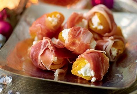 Рецепт на Новый год: Закуска из абрикосов