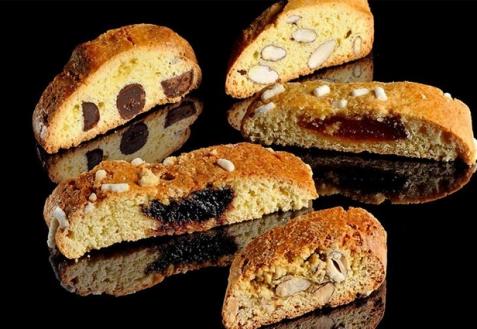 Любимое печенье тосканцев