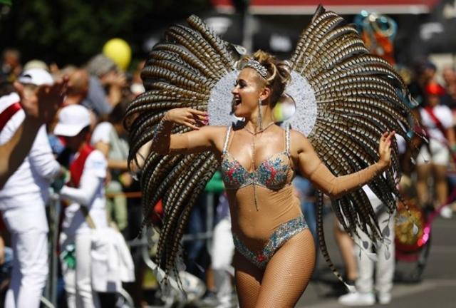 Ежегодно в столице Германии проходит грандиозный городской фестиваль – Карнавал культур.