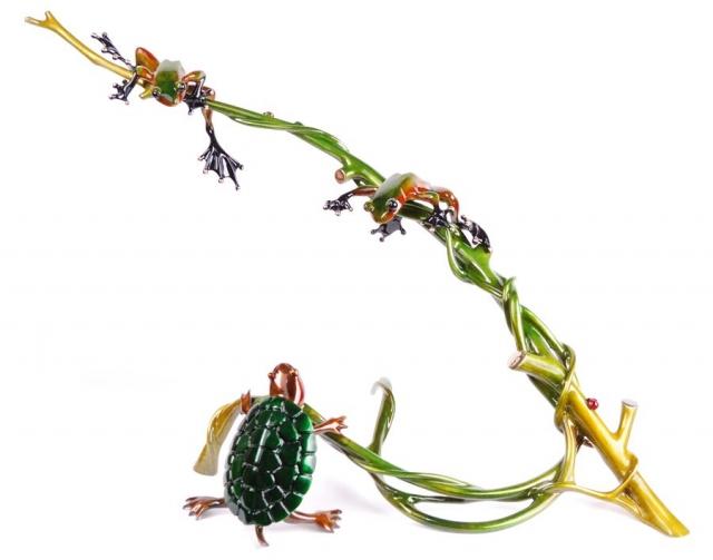 Креативные лягушки от Тима Коттерилла