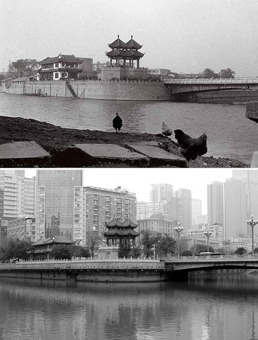 Всего за несколько десятилетий город разросся и модернизировался, а его история берет начало в тринадцатом веке.