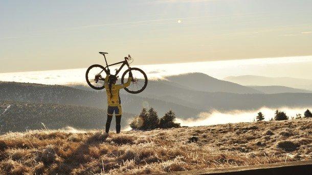 Велосипедист намерен объехать весь мир. Фото: pixabay.com