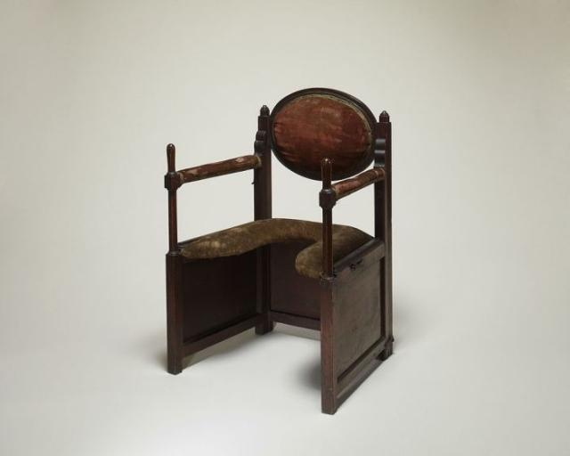 Родовое кресло.