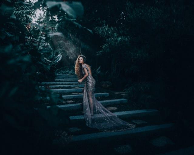 Пропавшая принцесса. Автор: Adam Bird.