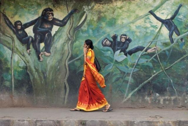 На 3-ем месте в категории «Путешествия и приключения» разместился фотограф из Бангладеш Прожок Гош (Pronob Ghosh).