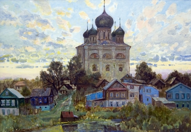 художник Инесса Сафронова - 10