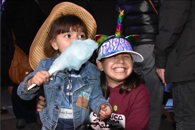 Дети неимоверно счастливы таким вечеринкам.  Instagram worthyoflovela.