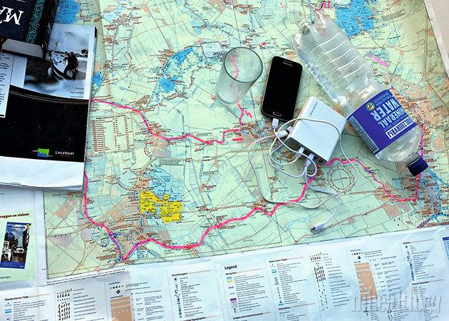 Фото 2 - 120 км по каналам Голландии: редактор Men's Health у руля баржи