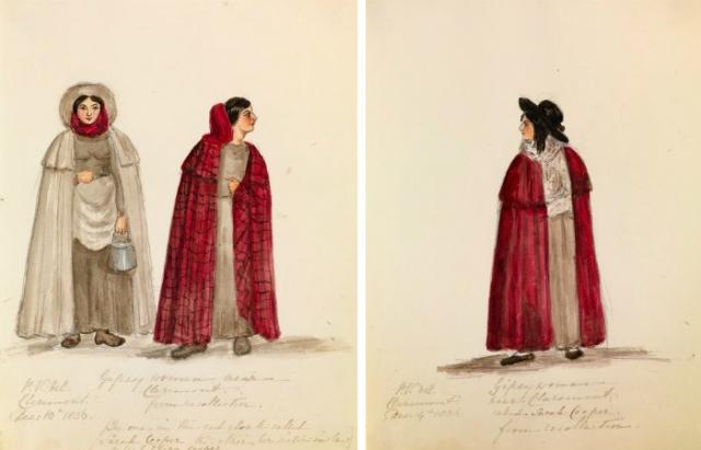 Акварели принцессы Виктории