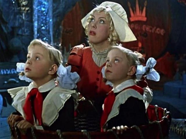 Кадр из фильма *Королевство кривых зеркал*, 1963 | Фото: foboxs.com