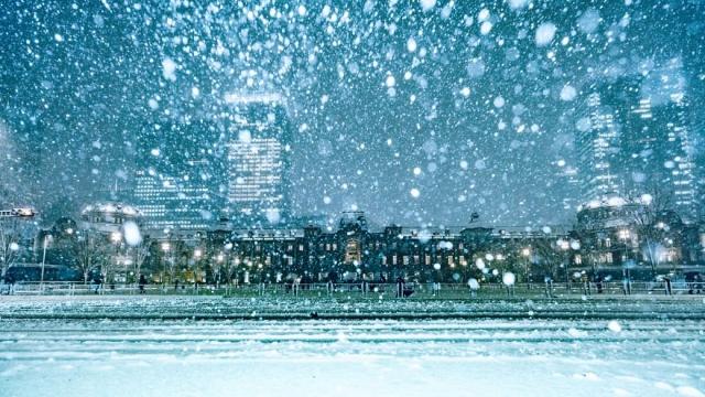 """Результат пошуку зображень за запитом """"Заснеженный Токио в объективе талантливого фотографа - фото."""""""