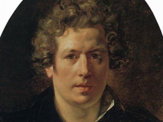 К. Брюллов. Автопортрет, ок. 1833. Фрагмент   Фото: gallerix.ru