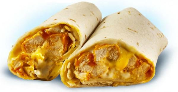 Этот фастфуд называется буффито и едят его в Буффало. Но почему-то он напоминает обычную шаурму, которую готовят на каждой общественной остановке твоего города