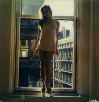Украинский фотограф показал тайный мир балерин. Фото