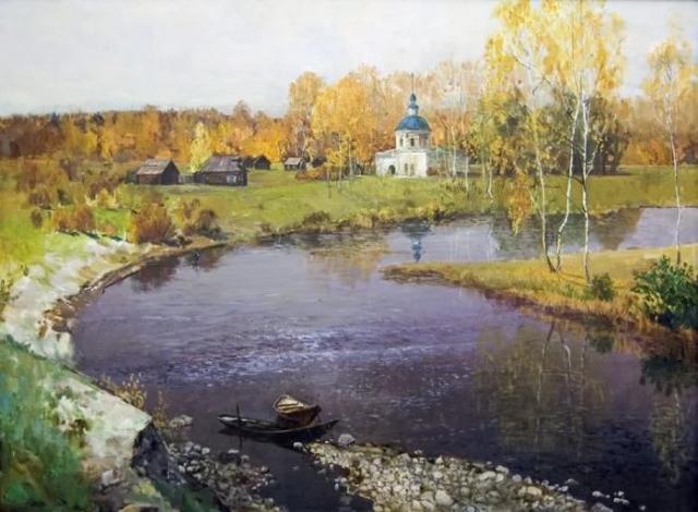художник Инесса Сафронова картины - 30