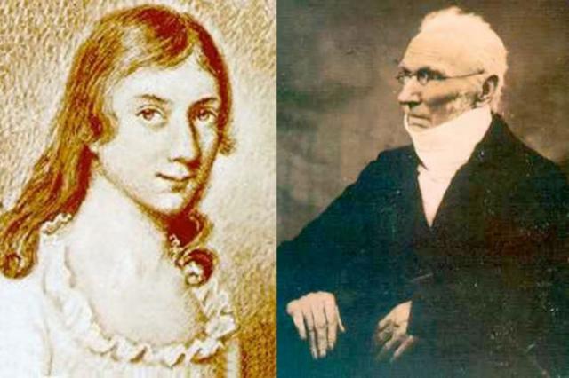 Патрик и Мария Бронте, вырастившие четырех писателей