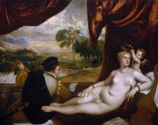 художник Тициан (Titian) картины – 06