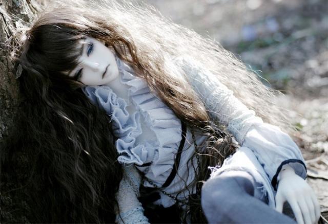Роскошные куклы.