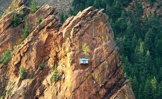 Магазин на скале, фото 3