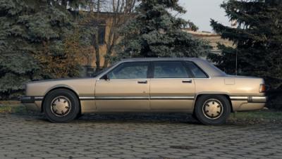Необычные советские автомобили, так и не ставшие популярными. Фото