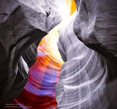Каньоны Аризоны в ярких снимках. Фото